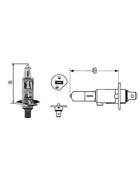 Pompa Transfer Combustibil 12/24V Q.18914