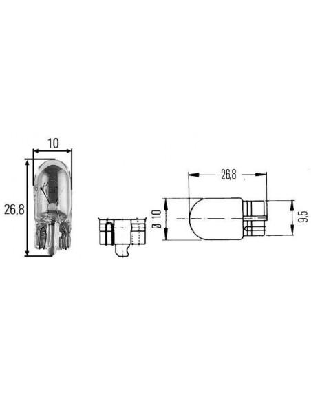 Pompa Transfer Combustibil 12V Q.2532