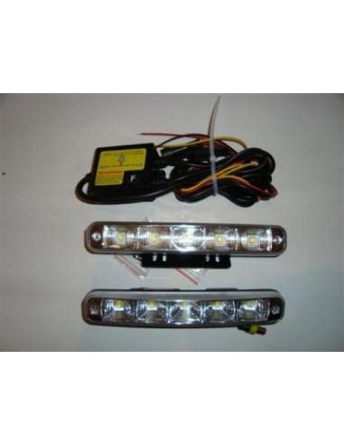 Lumini Auxiliare de Zi
