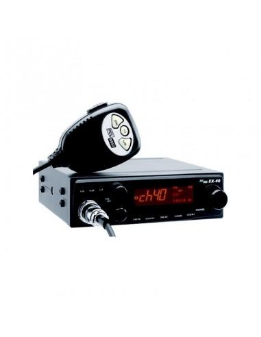 Statie Radio CB 4W POLMAR EX 40